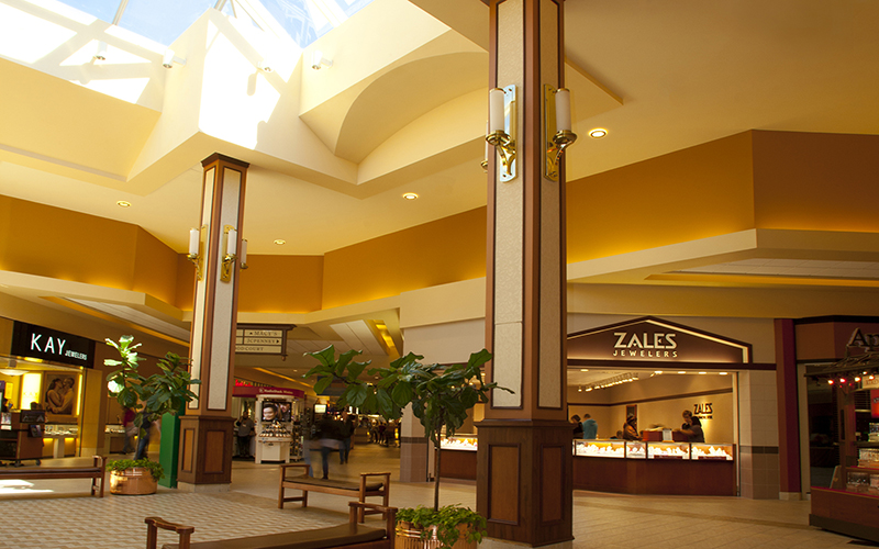 Patrick Henry Mall Food Court Restaurants