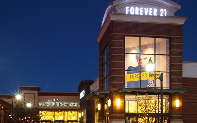 Patrick Henry Mall Food Court Restaurants