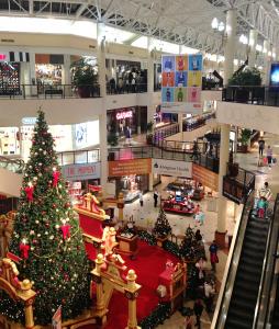 Holiday Advertising Display