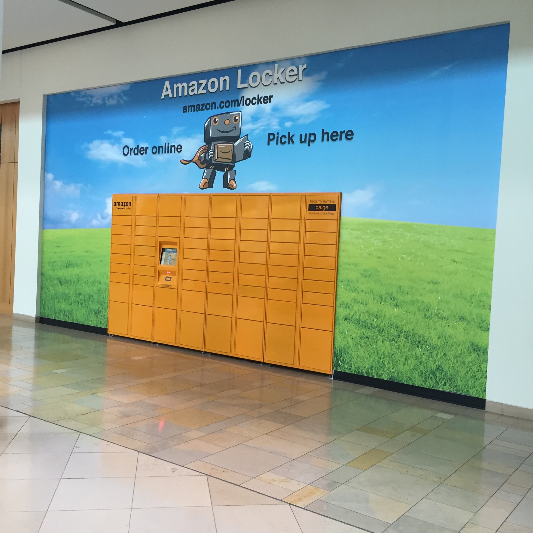 amazon locker PMM