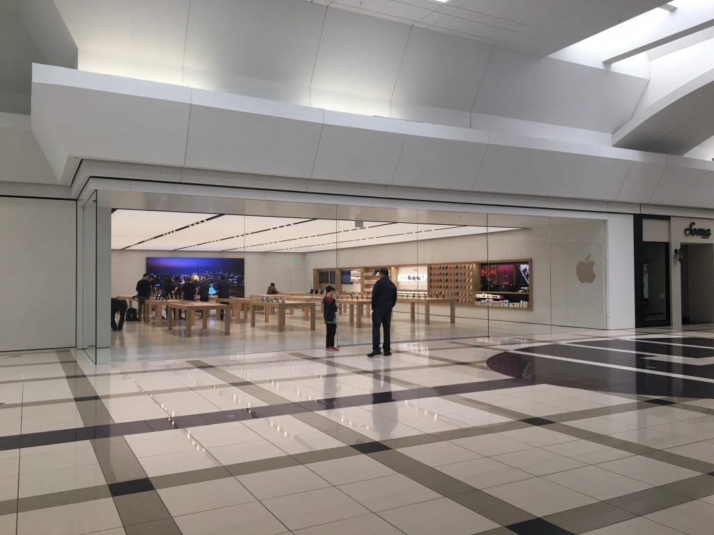 Apple Store Woodland Mall