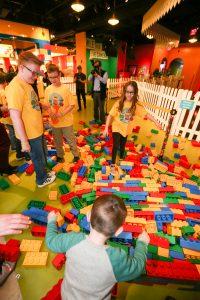 Legoland Grand Opening Brick Break