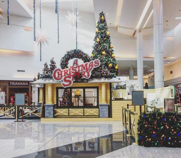Christmas Story Santa Set