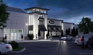 Yard House Rendering at Willow Grove Park