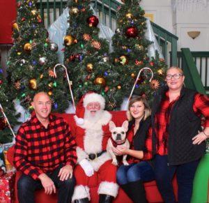 Jacksonville Santa Photos